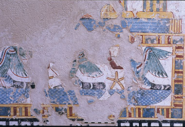 Conservation of the Tomb of Anen